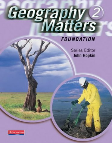 Geography Matters 2 Foundation Pupil Book (Garrett Stage 2)