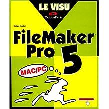 File maker pro 5 visu