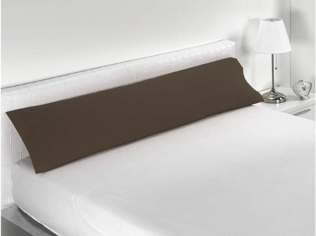 Arancione Federa per cuscino 75 x 95 x 45 cm Sabanalia Combina