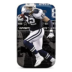 Tpu GAwilliam Shockproof Scratcheproof Dallas Cowboys Hard Case Cover For Galaxy S3