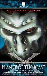 Jason X #3: Planet of The Beast