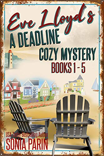 Eve Lloyd's A Deadline Cozy Mystery - Books 1 to 5 (The Real Story Of Fairly Odd Parents)
