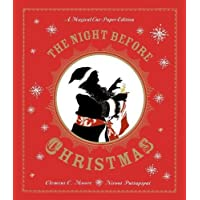 The Night Before Christmas: A Magical Cut-Paper Edition (Magical Cut Paper Editions)