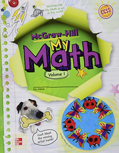 McGraw-Hill My Math, Grade 4, Student Edition Package (volumes 1 and 2) (ELEMENTARY MATH CONNECTS)
