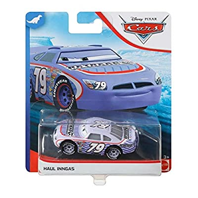 Disney Cars - Dinoco 400 Series - Haul Ingas (Retread): Toys & Games