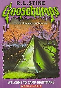 Paperback Welcome To Camp Nightmare (Goosebumps) (Goosebumps, No 9) Book