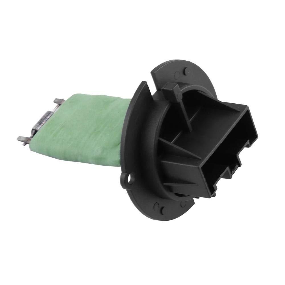 Hlyjoon 6450JP9636618080 Car Heater Blower Fan Resistor Motor for Citroen Sara Picasso C3 Peugeot 206 307 6450JP-9636618080