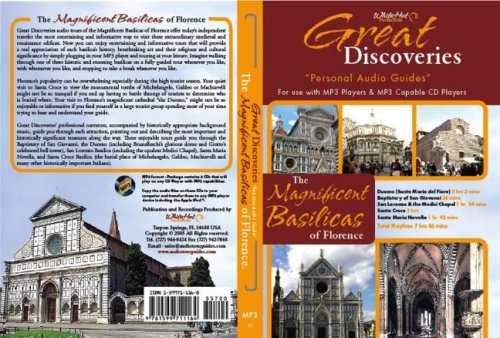 The Magnificent Basilicas of Florence (Great Discoveries Personal Audio Guides: Florence)