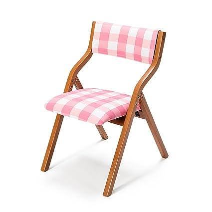 YanFan & - Sillas modernas de madera maciza para comedor ...
