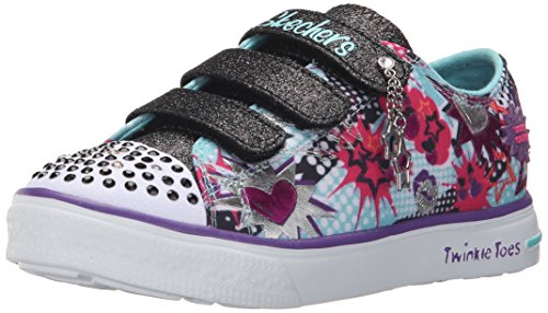 Skechers Little Kid (4-8 Years) Twinkle Toes: Chit Chat-P...