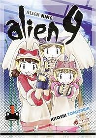 Alien Nine, Tome 1 : par Hitoshi Tomizawa
