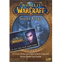 World of Warcraft 60 Day Game Time