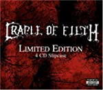 CRADLE OF FILTH - LIMITED EDITION BOX...