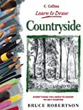 Learn to Draw Countryside, Bruce Robertson, 0004133579