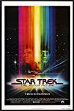 STAR TREK THE MOTION PICTURE original 1979 ADVANCE 27x41 one sheet movie poster WILLIAM SHATNER/LEONARD NIMOY