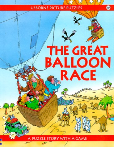 The Great Balloon Race (Picture Puzzles)