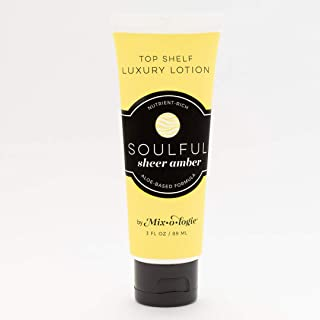 product image for Top Shelf Luxury Lotion by Mixologie - Soulful (sheer amber)