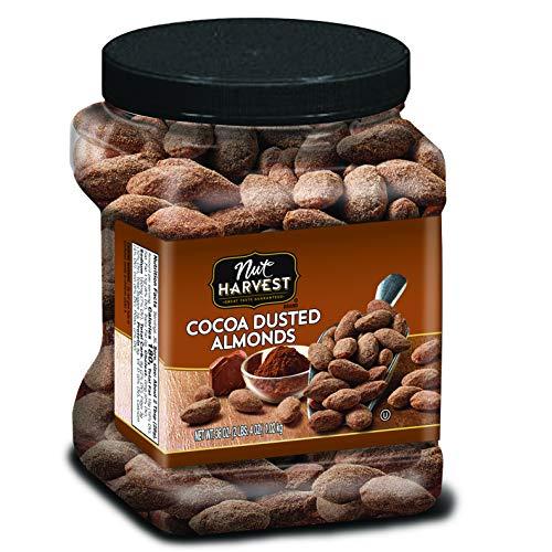 diamond almonds chocolate - 7