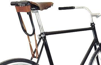 Oopsmark Funda U-Lock para candados de Bicicleta de kryptonita ...
