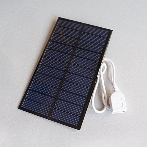 Joytech 1.6W 5.5V 266mA Mini Solar Panel Module Solar System