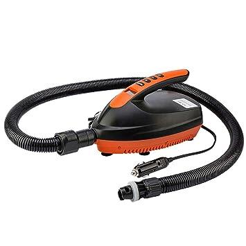 PIANAI PA® Bomba de Aire Eléctrico, Compresor Aire Coche, Inflador Digital, Compresor