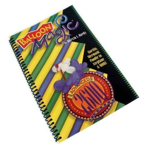 Balloon Magic - Advanced 260q Figures - Balloon Book Magic
