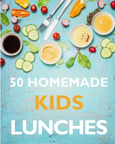 50 homemade kid lunches by Happies