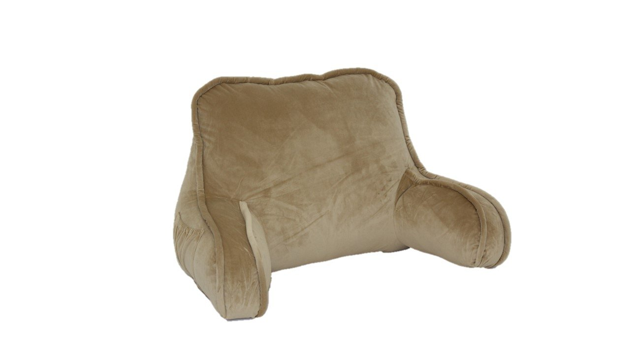 Amazon.com: Brentwood 20 Plush Backrest Pillow with Jumbo Cord ...