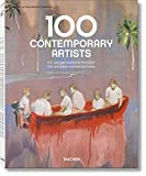 img - for 100 Contemporary Artists A-Z book / textbook / text book