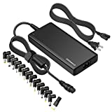 Powseed Universal 18V-20V 70W Ultrathin Laptop AC Power Adapter Charger for Notebook Acer Asus Toshiba Dell Lenovo IBM HP Compaq Samsung Sony Gateway Fujitsu Compatible Models with Cord