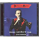 DEPECHE MODE Live In Berlin March 17 2017 CD+DVD Promo Spirit Tour