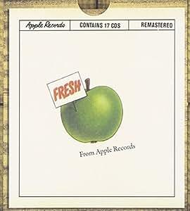 Apple Records Box Set [17 CD Box Set]