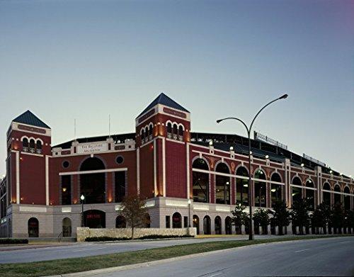 Arlington, TX Photo - The Ballpark, home of the TX Rangers major-league baseball team, Arlington, TX - Carol - Parks Arlington The Tx