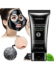 Vassoul Blackhead Remover Mask, Peel Off Blackhead Mask...