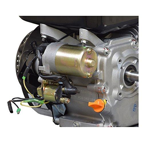 AlveyTech Electric Start 196cc 6 5 Hp 168F Honda GX200 Clone