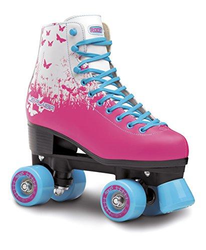 Roces 550059 Model Le Plaisir Roller Skate, US 8M/10W, Pink