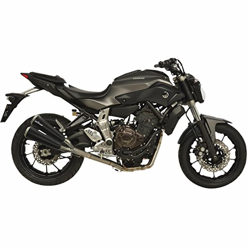 (14-17 Yamaha FZ-09: Leo Vince GP Duals Full System Exhaust (Stainless Steel) )