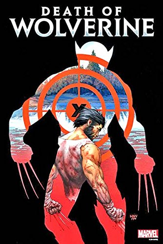 Marvel Comics Death Of Wolverine #1 24 X 36 Wall Poster Rolled.