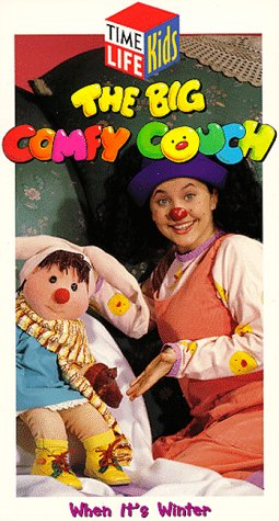 The Big Comfy Couch - When It's Winter [VHS]