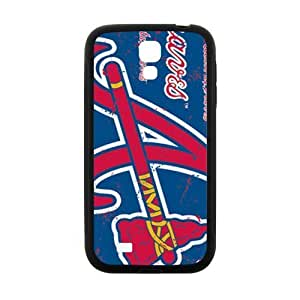 Cool painting Atlanta Bnaves Hot Seller Stylish Hard Case For Samsung Galaxy S4 by icecream design