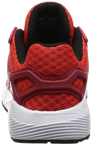 adidas Duramo 8 K, Zapatillas Unisex Niños, Marrón (Rojbas/Ftwbla/Negbas), 38 EU
