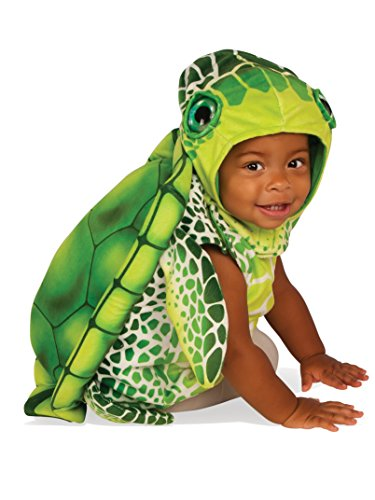 (Rubie's Baby Turtle Costume, As Shown,)