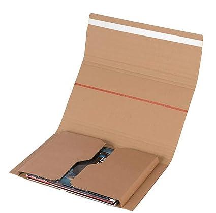 Elba 400079260 Pack de 10 cajas de envío cartón ondulado ...