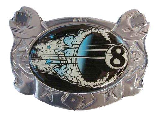 8 Ball Belt Buckle - 3