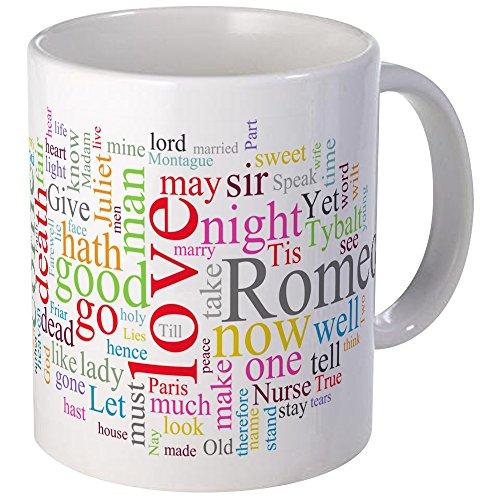 CafePress Romeo & Juliet Mug Unique Coffee Mug, Coffee Cup