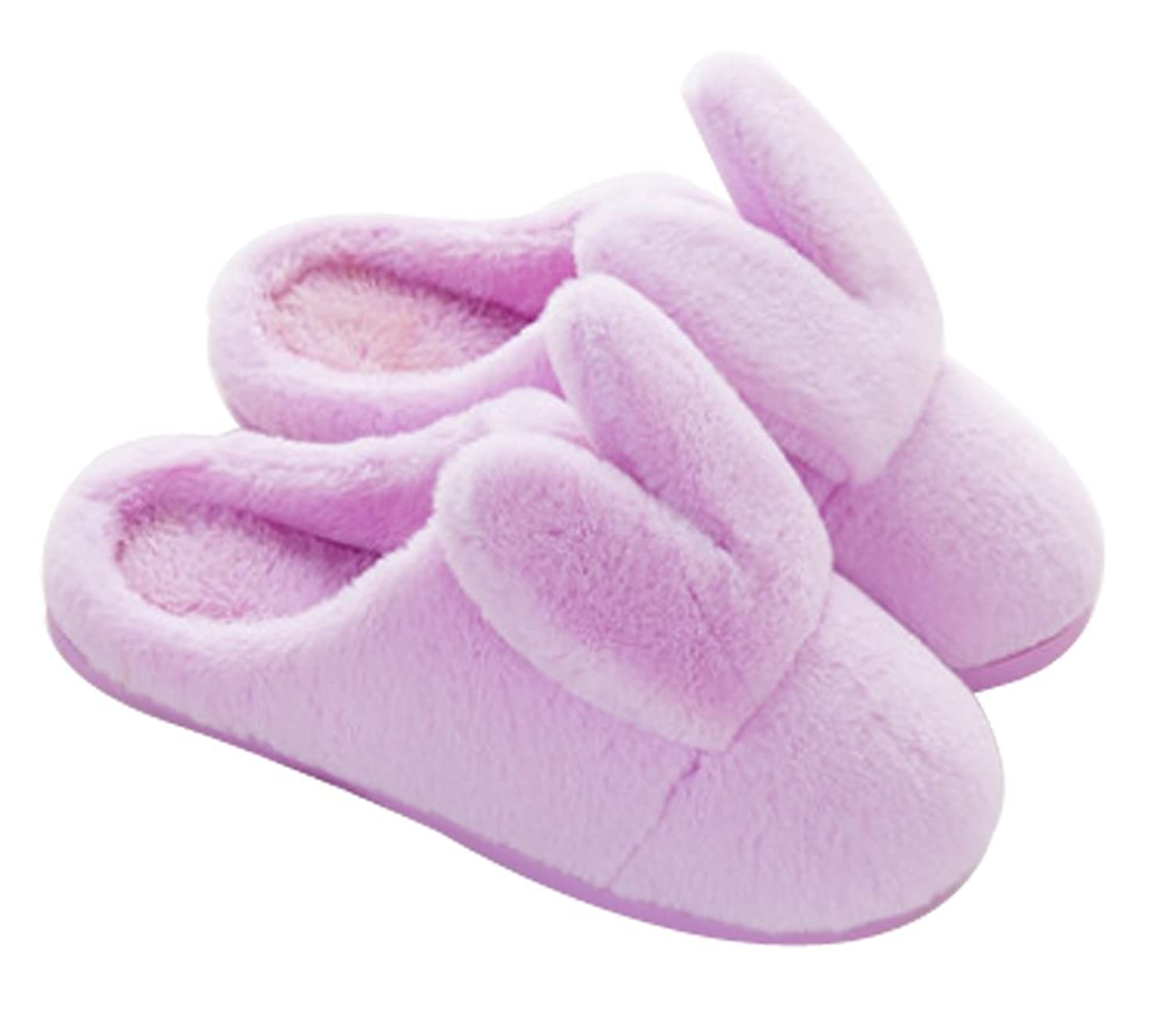 Cattior Womens Coral Warm Slipper Shoes Ladies Slippers
