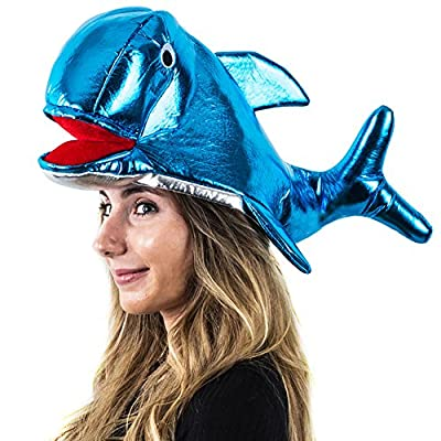 Tigerdoe Fish Hat - Whale Hat - Dolphin Hat - Sea Animal Hat - Ocean Party - Under The Sea Party