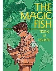 MAGIC FISH HC: (A Graphic Novel)