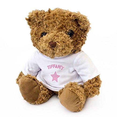 NEW - TIFFANY - Teddy Bear - Cute And Cuddly - Gift Present Birthday - Of London Tiffanys