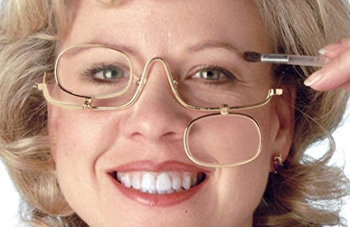 Magnifier Specs - Wearers For Makeup Glasses